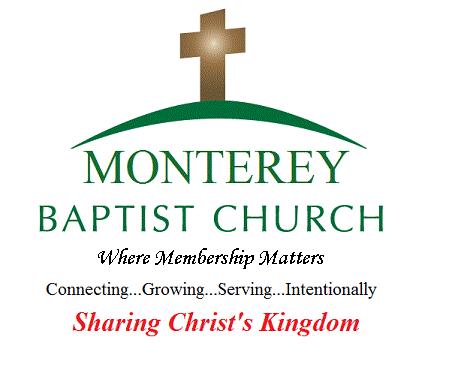 Monterey Baptist Church Pastor Daryl L Poe